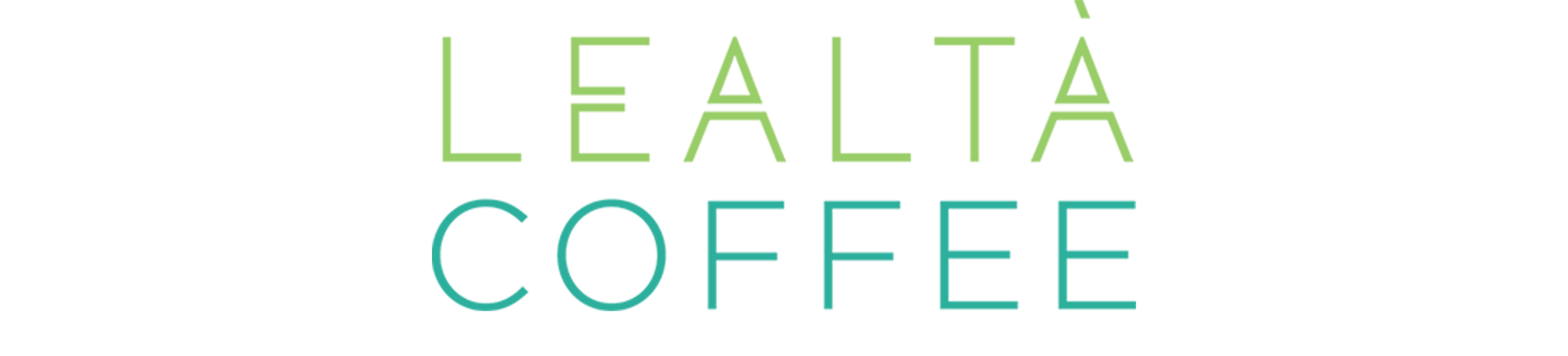 lealta coffee logo